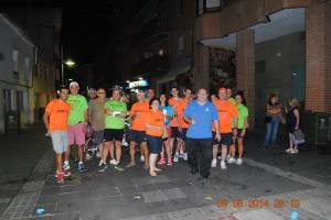 Carrera Nocturna Corre Por El Centro De la Peninsula